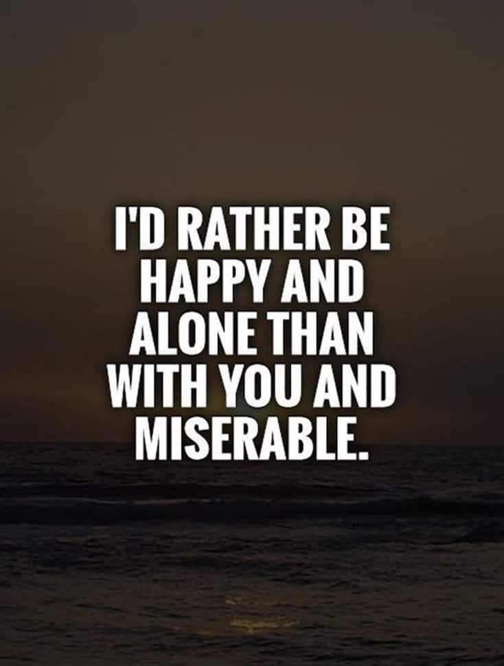 60 Break Up Quotes To Help You Move On Depressed Sayings 13