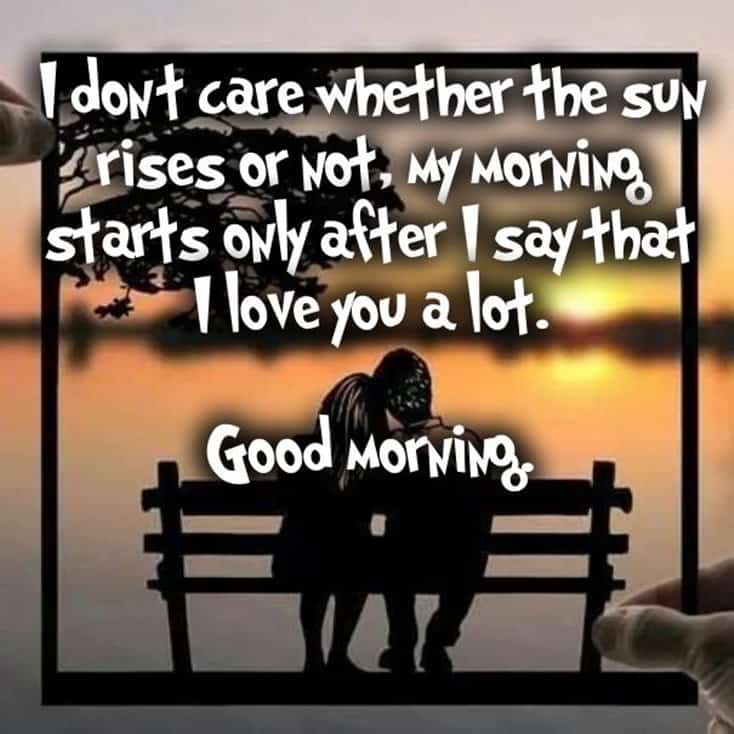 13 Good Morning Quotes For Her 13