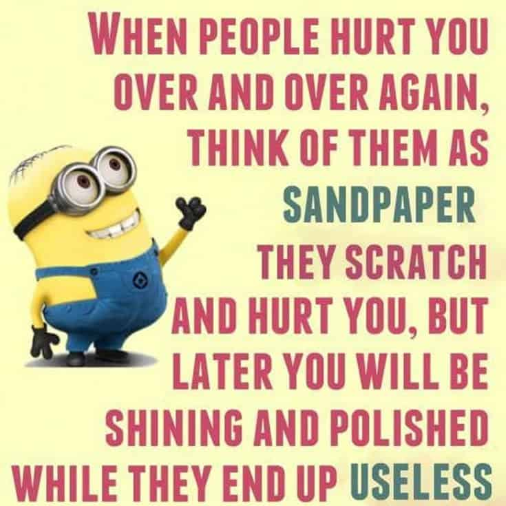28 Funny Inspirational Quotes And Minions Funny Memes 23