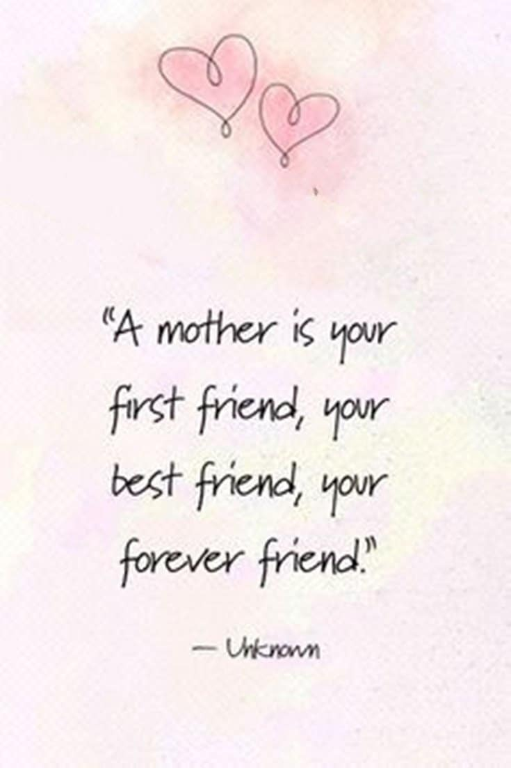 38 Inspiring Mother Daughter Quotes 25