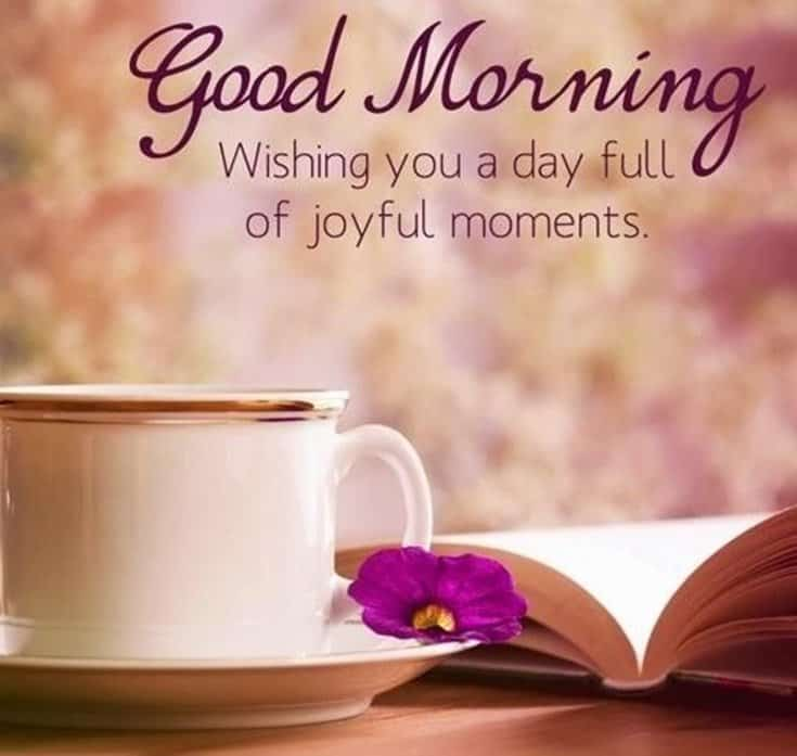 45 Good Morning Quotes Images To Make Your Happiest Day 16