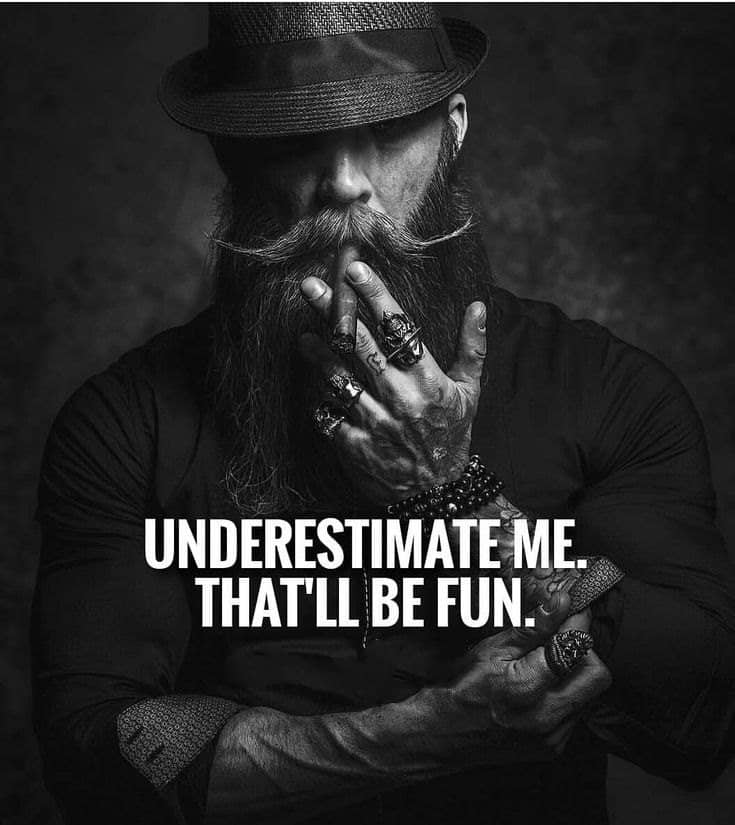 Funny Motivational Quotes to Inspire You #quotes on underestimate