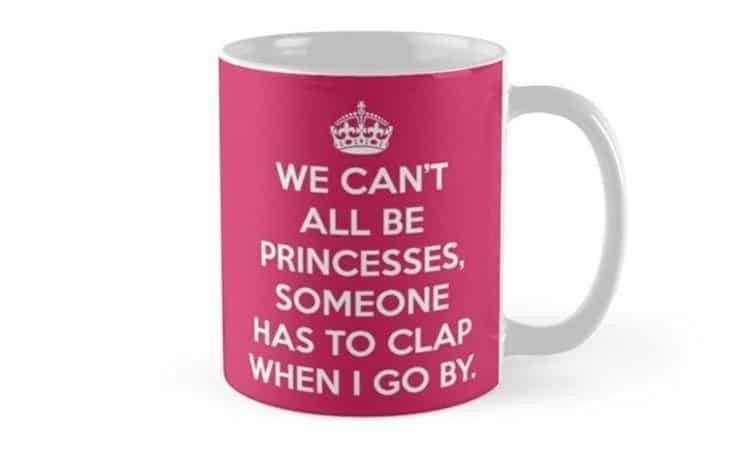 Funny Motivational Quotes to Inspire You #quotes on princesses