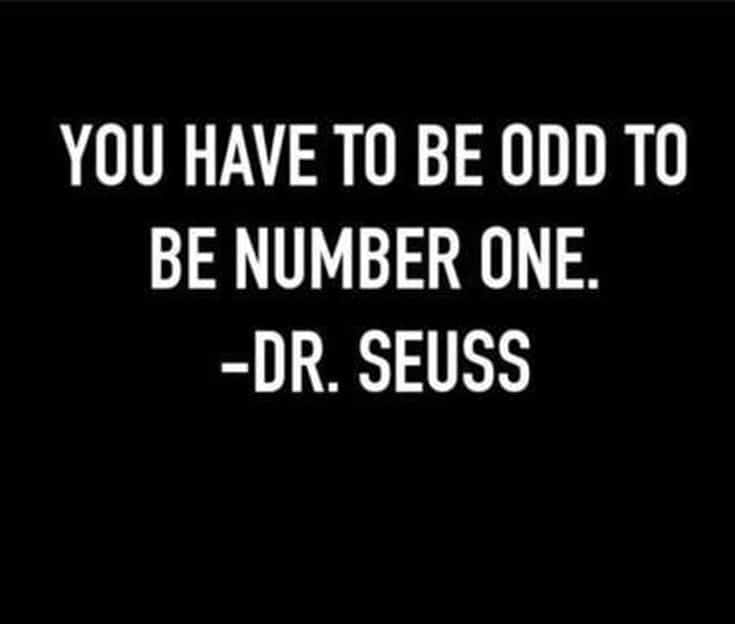 Funny Motivational Quotes to Inspire You #quotes on Seuss