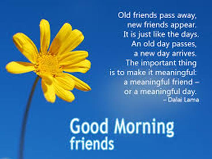 28 Good Morning Message For Friends Morning Wishes Quotes with Images and Pictures 2
