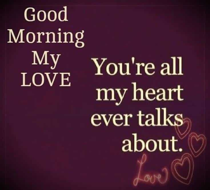 31 Good Morning Quotes for Her and Morning Love Messages 13