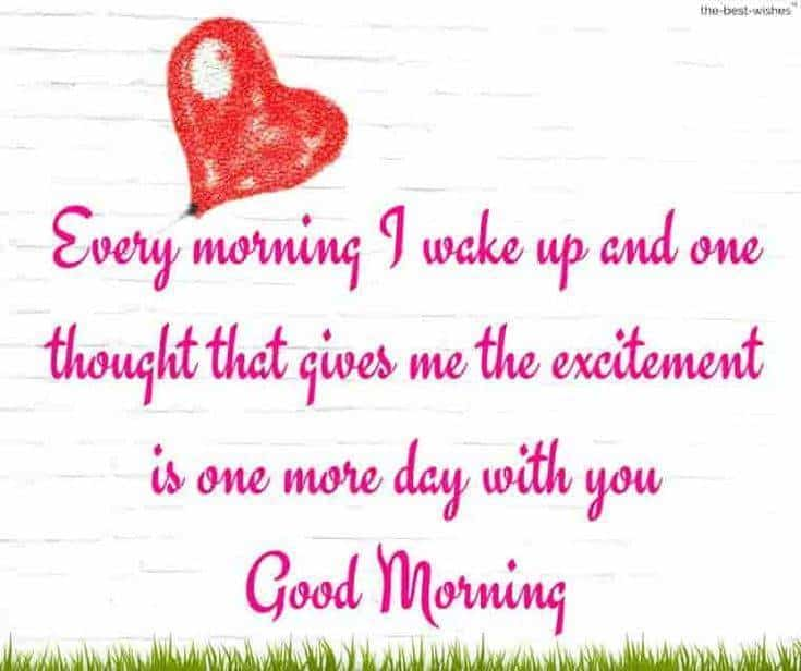 31 Good Morning Quotes for Her and Morning Love Messages 16
