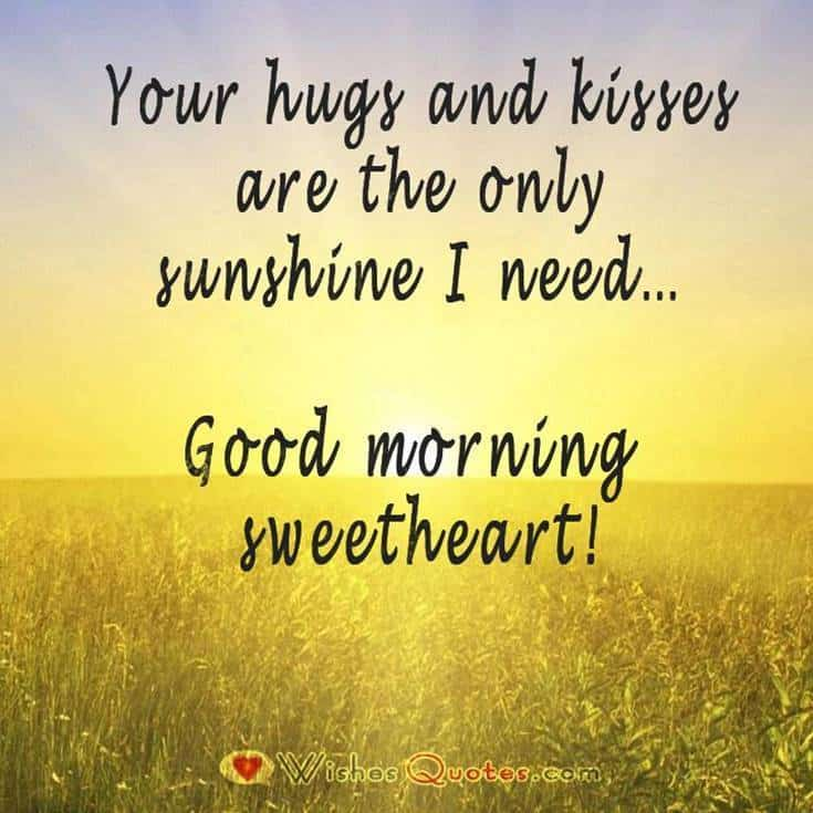 31 Good Morning Quotes for Her and Morning Love Messages 29