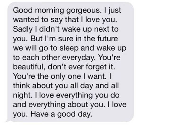 31 Good Morning Quotes for Her and Morning Love Messages 4