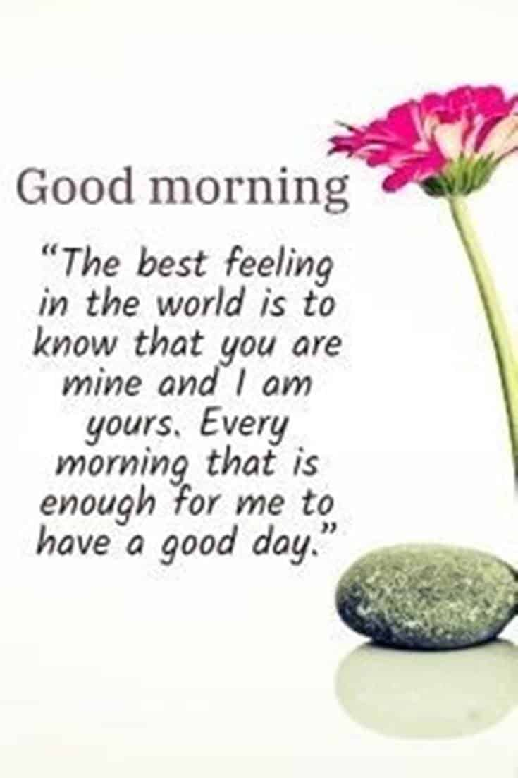 31 Good Morning Quotes for Her and Morning Love Messages 5