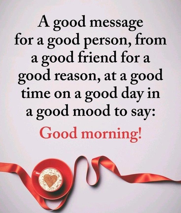 31 good morning messages Amazing Good Morning Quotes and Wishes with Beautiful Images 14