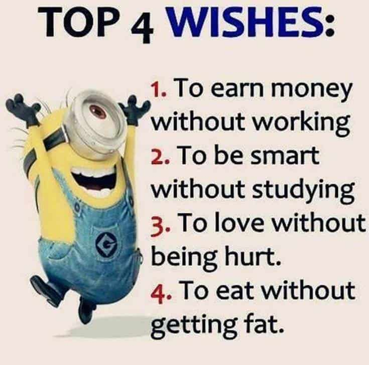 minions thought and minions quotes and sayings