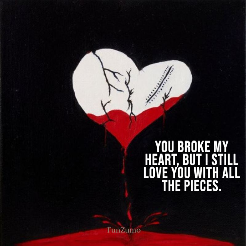 Heart Broken Pictures