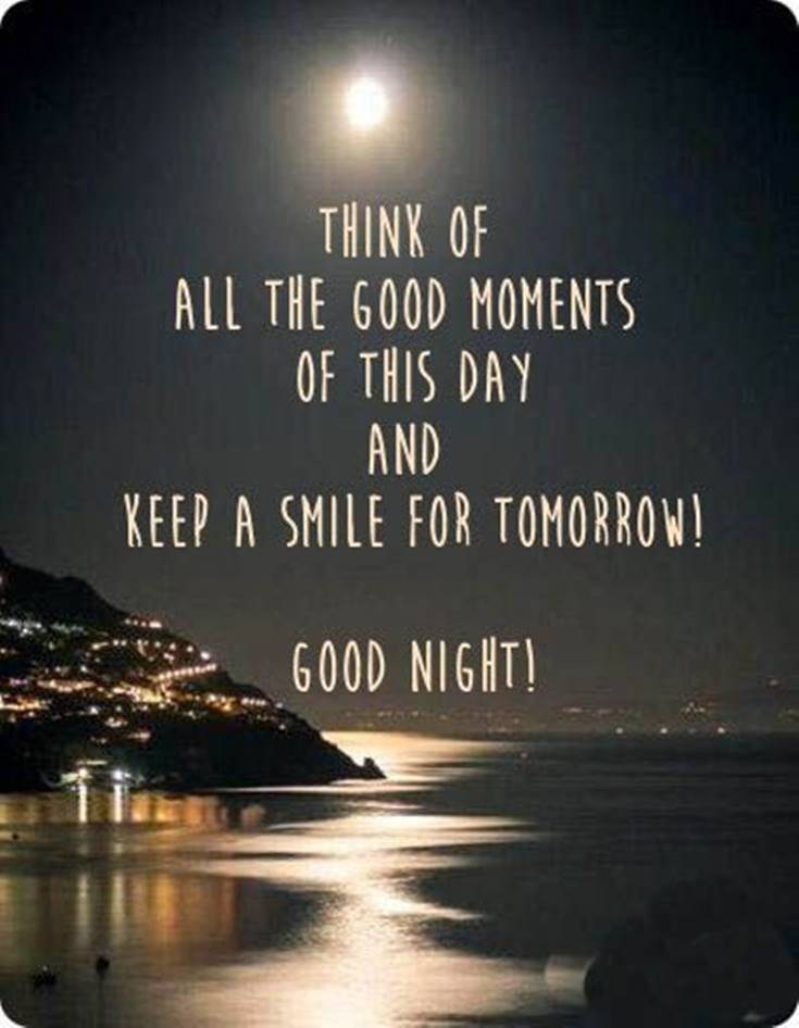 31 Amazing Good Night Quotes and Wishes with Beautiful Images 1