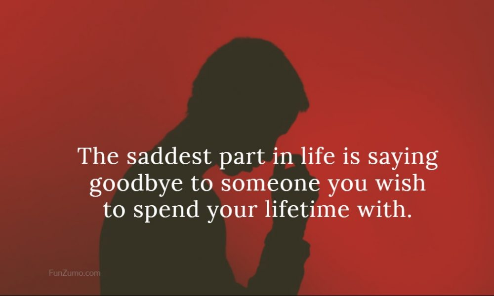 Love sad messages romantic 75 Sad