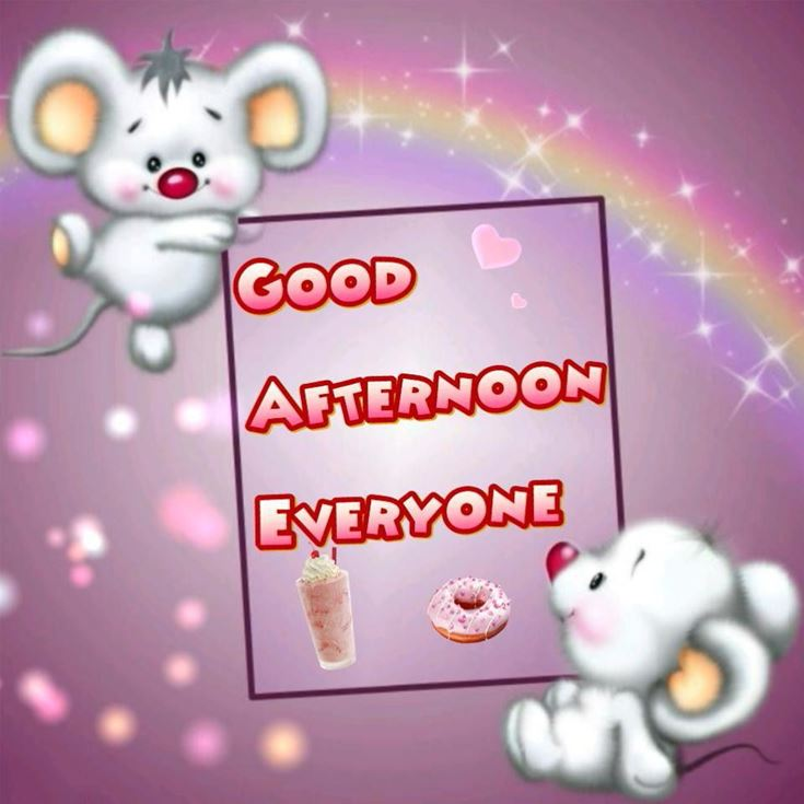 28 Best Good Afternoon Wishes images 6