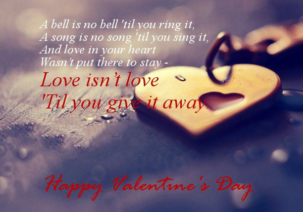 The Best 35 Happy Valentine's Day Quotes 17