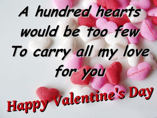 The Best 35 Happy Valentine's Day Quotes 18