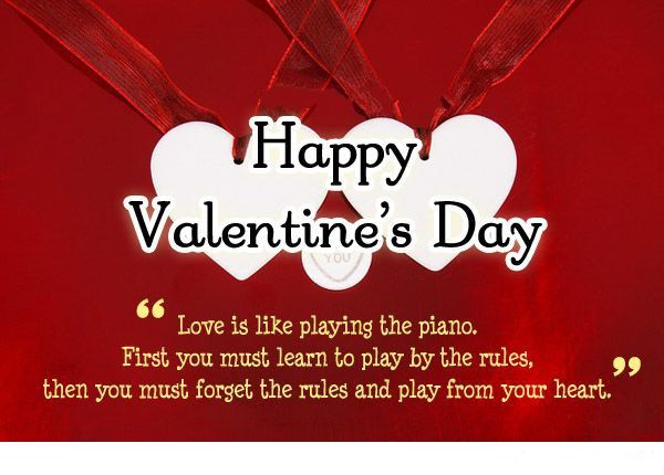 The Best 35 Happy Valentine's Day Quotes 25