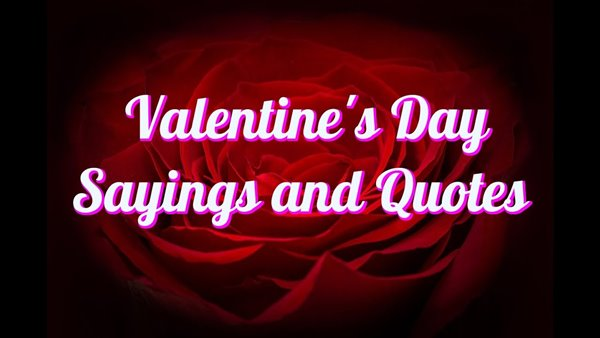 The Best 35 Happy Valentine's Day Quotes 29