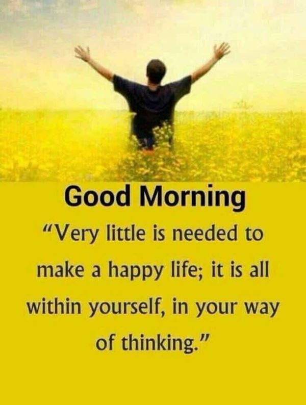 inspiring happy good morning life quotes and wishes with beautiful images