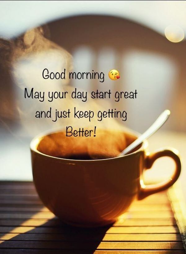 Great Good Morning Quotes and Wishes with Beautiful Images