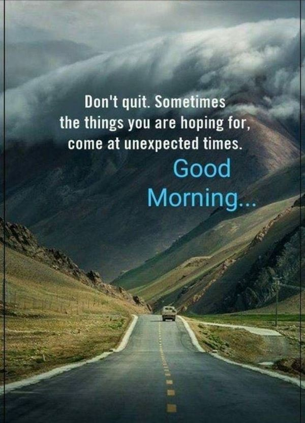 cute Good Morning wishes and qotes with Beautiful Images