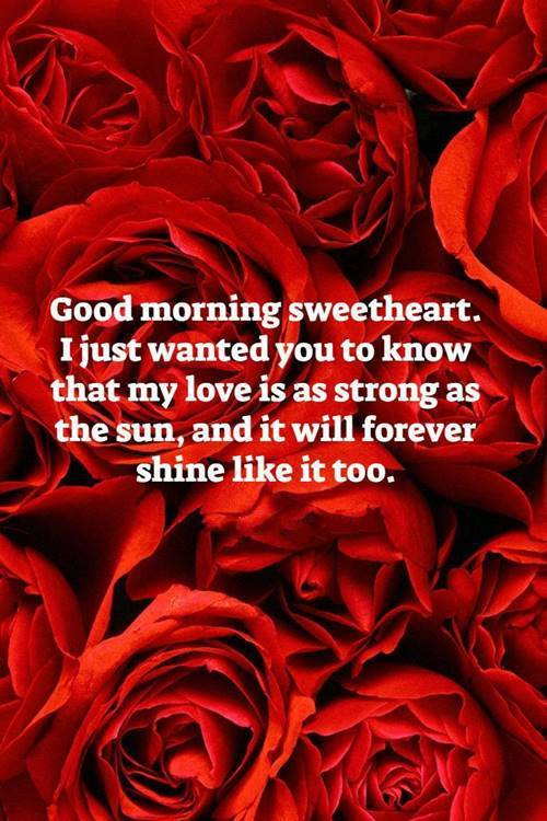 Good Morning Messages For Love And Wishes With Beautiful Images 10