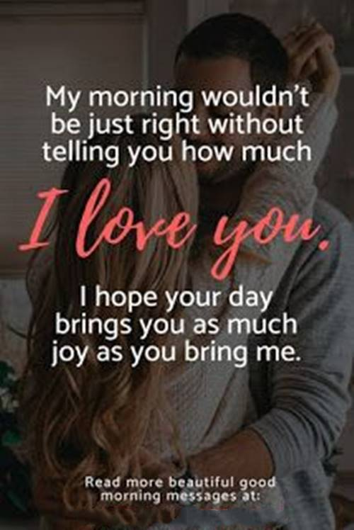 Good Morning Messages For Love And Wishes With Beautiful Images 19
