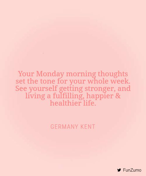 positive monday quotes for a happy life