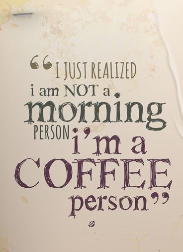 Good coffee Quotes