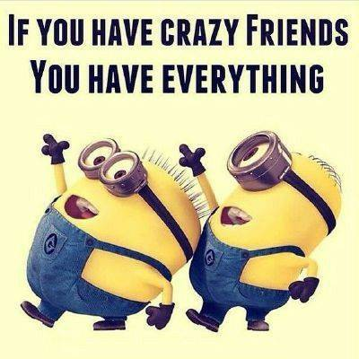 45 Crazy Funny Friendship Quotes for Best Friends 1