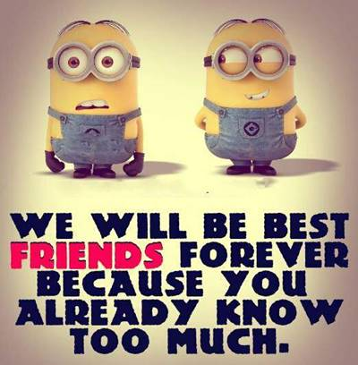 45 Crazy funny friends laughing quotes for friends