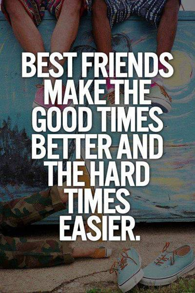 45 Crazy Funny true friends sayings short quotes for best friend