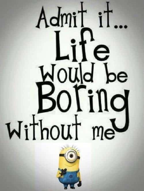 45 Funny Jokes Minions Quotes With Images Funny Text Messages 2