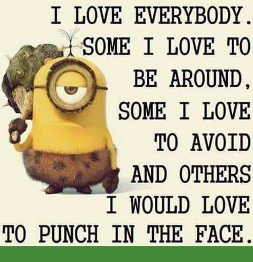 45 Funny Jokes Minions Quotes With Images Funny Text Messages 3