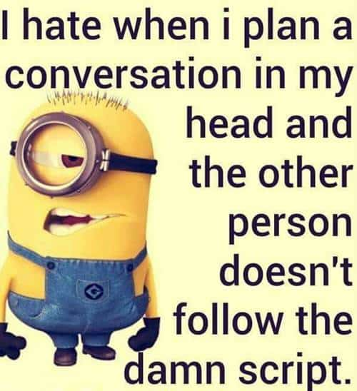 45 Funny Jokes Minions Quotes With Images Funny Text Messages 31