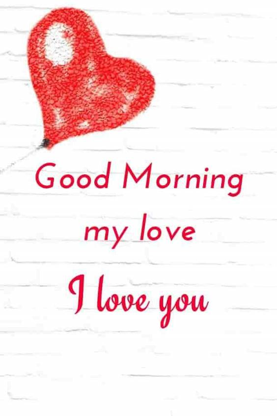 36 Good Morning for Love Beautiful Love Quotes 10