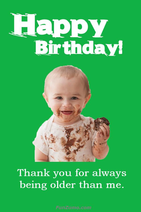 Best Funny Birthday Wishes images Funny Birthday Messages