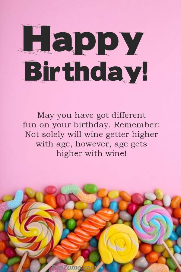 Funny Birthday Wishes that Will Surely Make Them Smile