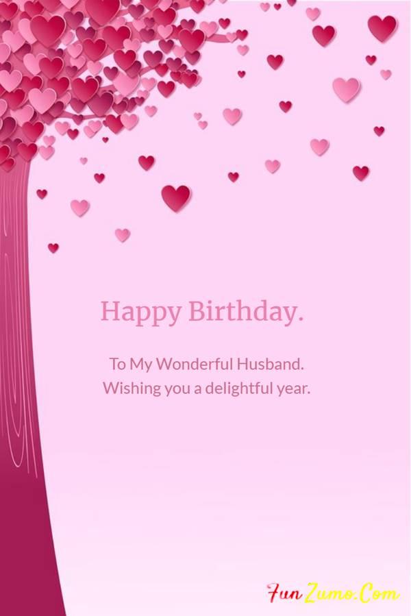 Birthday Wishes for Husband - Happy Birthday Husband