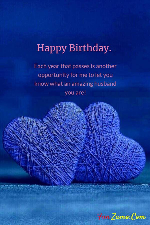 Birthday Messages for Husband, Wishes & Quotes | happy birthday to my husband letter Greetings