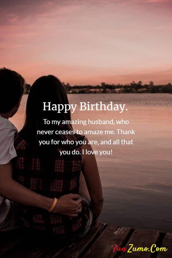 The Best Day - Happy Birthday Card for Husband | Birthday & Greeting Cards | Birthday wish for husband, Happy birthday wishes quotes, Happy birthday love quotes