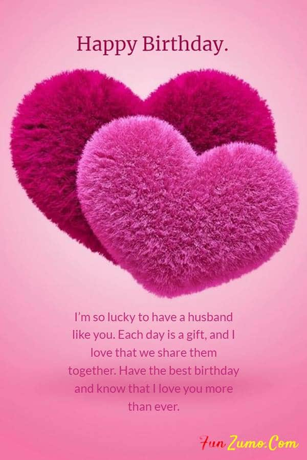 Birthday Wishes For Your Husband - Romantic, Funny & Poems | The Right Messages | Happy birthday husband quotes, Happy birthday quotes for friends, Happy birthday husband funny
