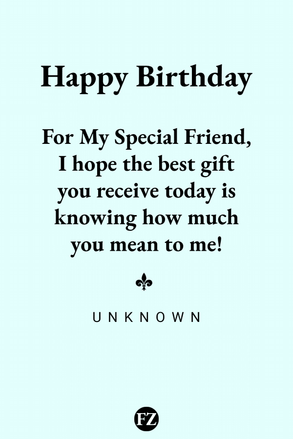 Happy Birthday Quotes & Wishes For a Best Friend | birthday wishes for best friend, birthday wishes for best friend female images