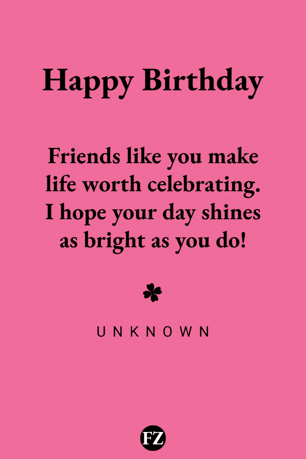 Happy Birthday Wishes for a Friend or Best Friend | Best Messages & Quotes, birthday wishes for colleague, short funny birthday wishes