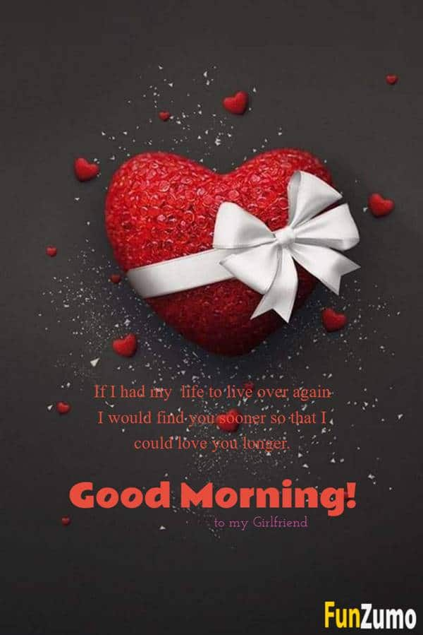 Good Morning Messages For Girlfriend - Short And Flirty | Message for girlfriend, Message for my girlfriend, Good morning messages