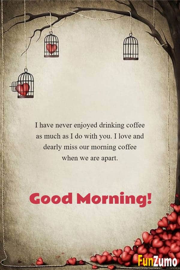 Unforgettable Good Morning Love Messages for Him Boyfriend or Husband