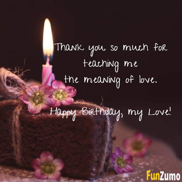 Romantic Birthday Wishes for Girlfriend - Birthday Messages