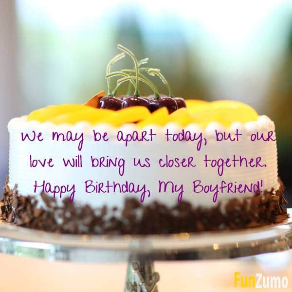 Romantic Birthday Messages for Boyfriend - Unique Romantic Birthday Wishes